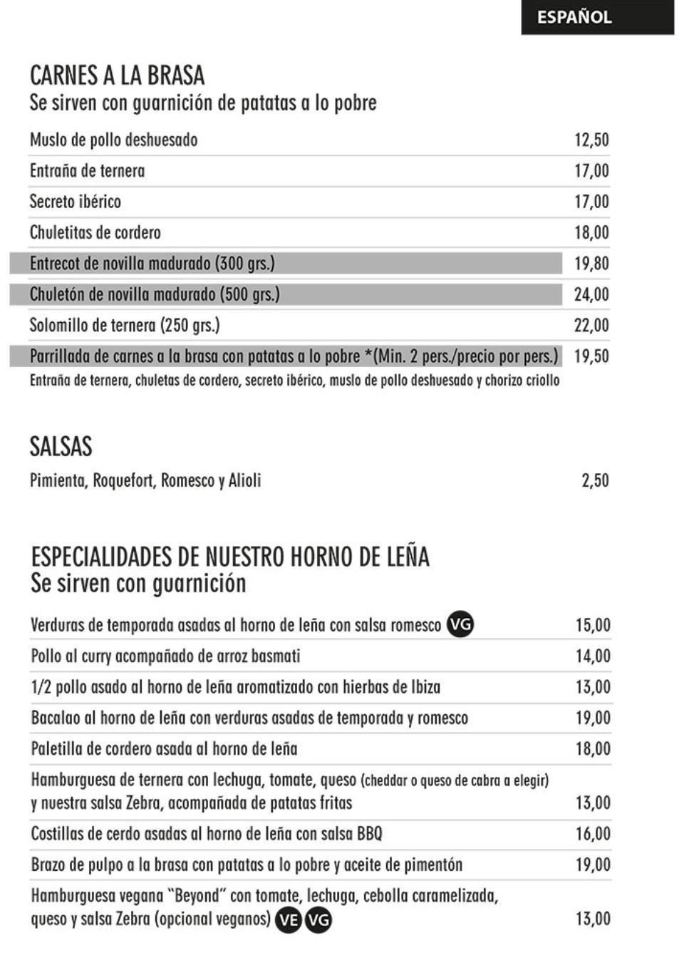 Zebra Steak & Grill
