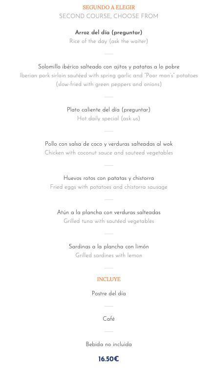 La Alegria de la Huerta ⚓