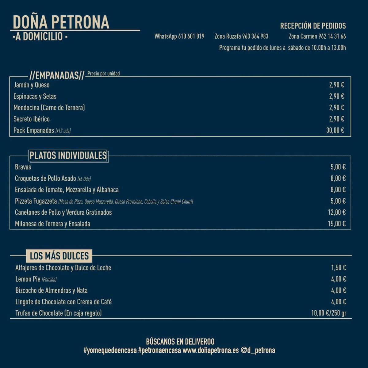 Dona Petrona