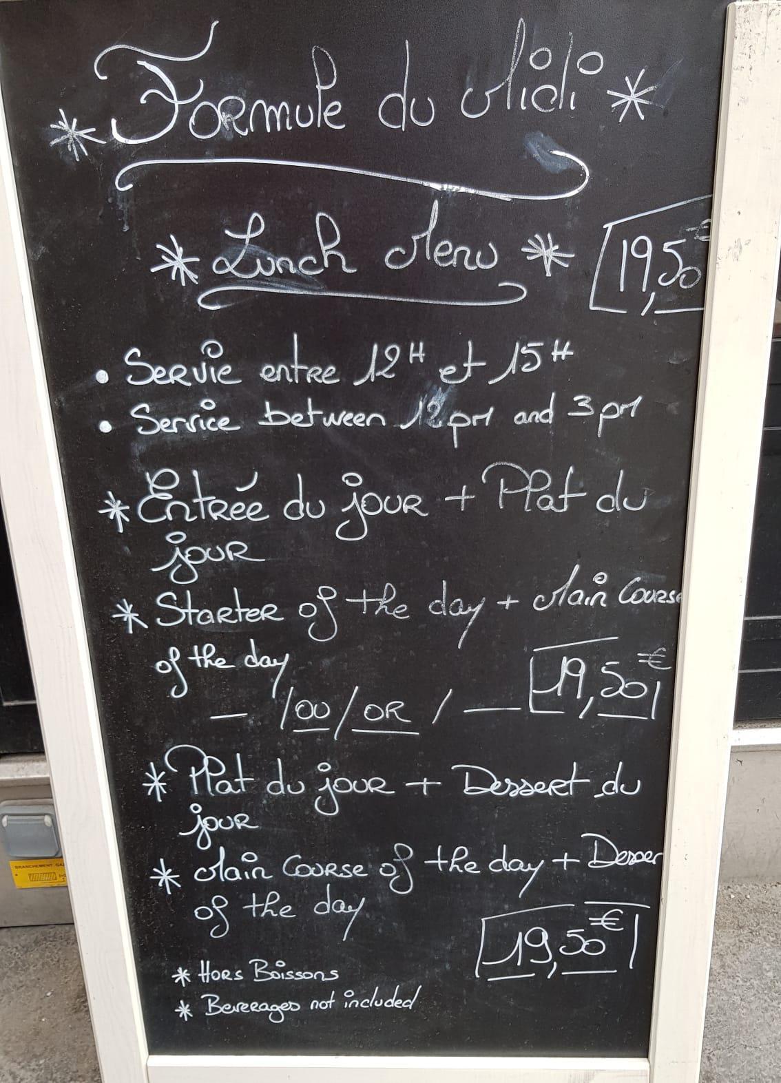 Brasserie Tour Eiffel