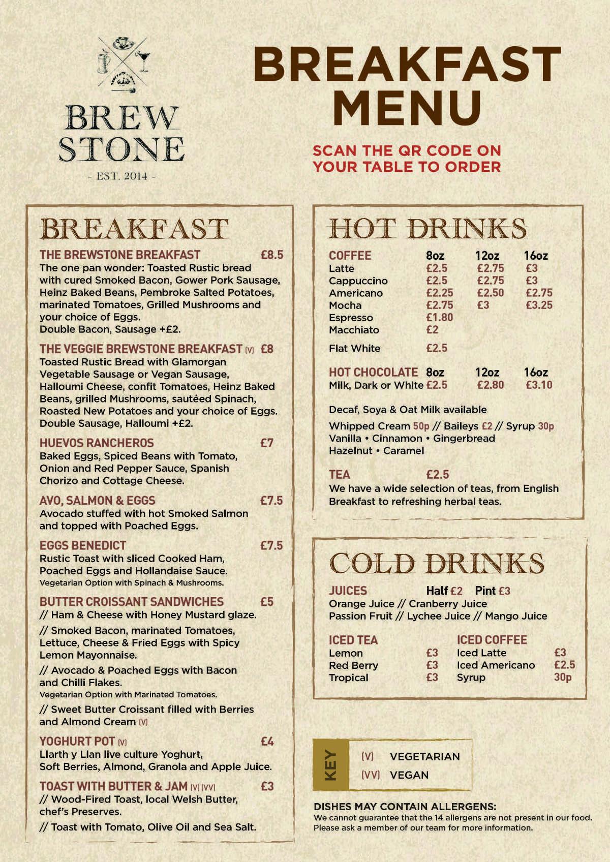 Brew Stone