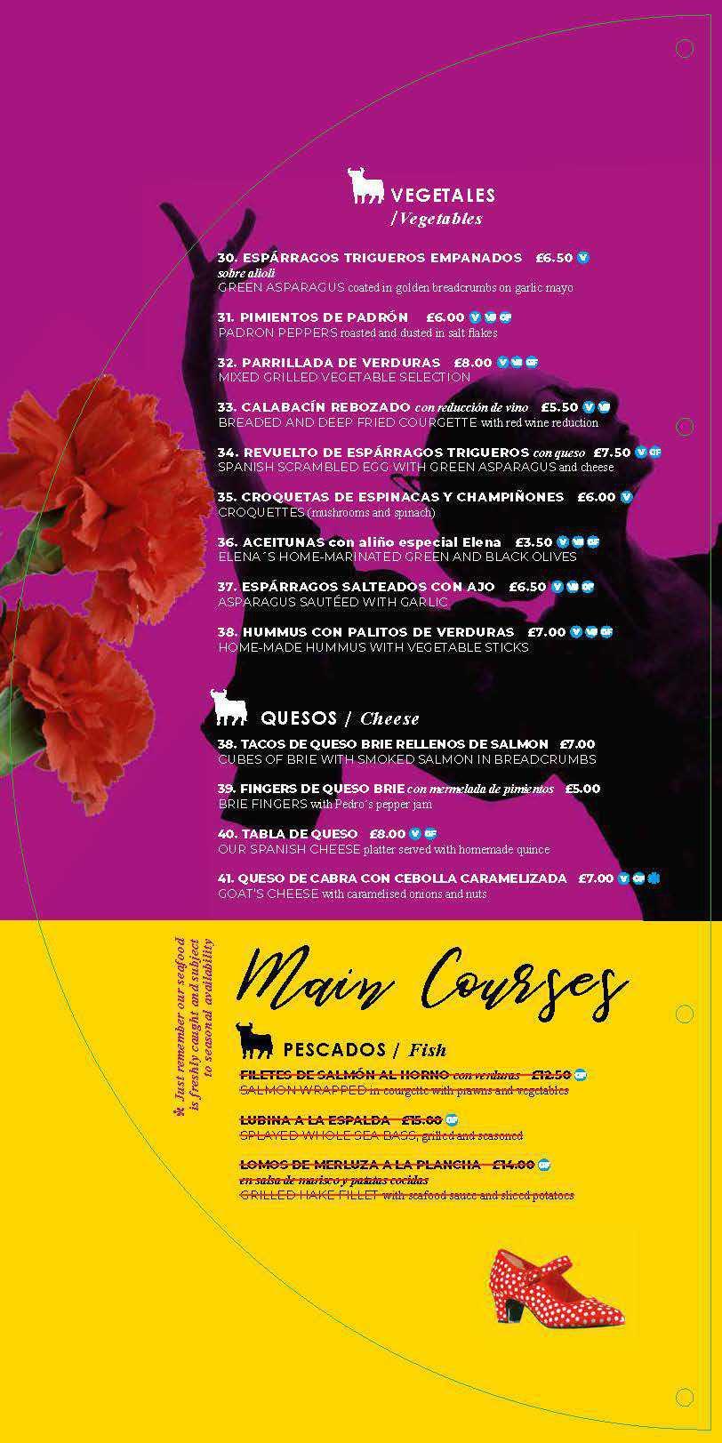 Elena´s 🐕 Spanish Bar & Restarante