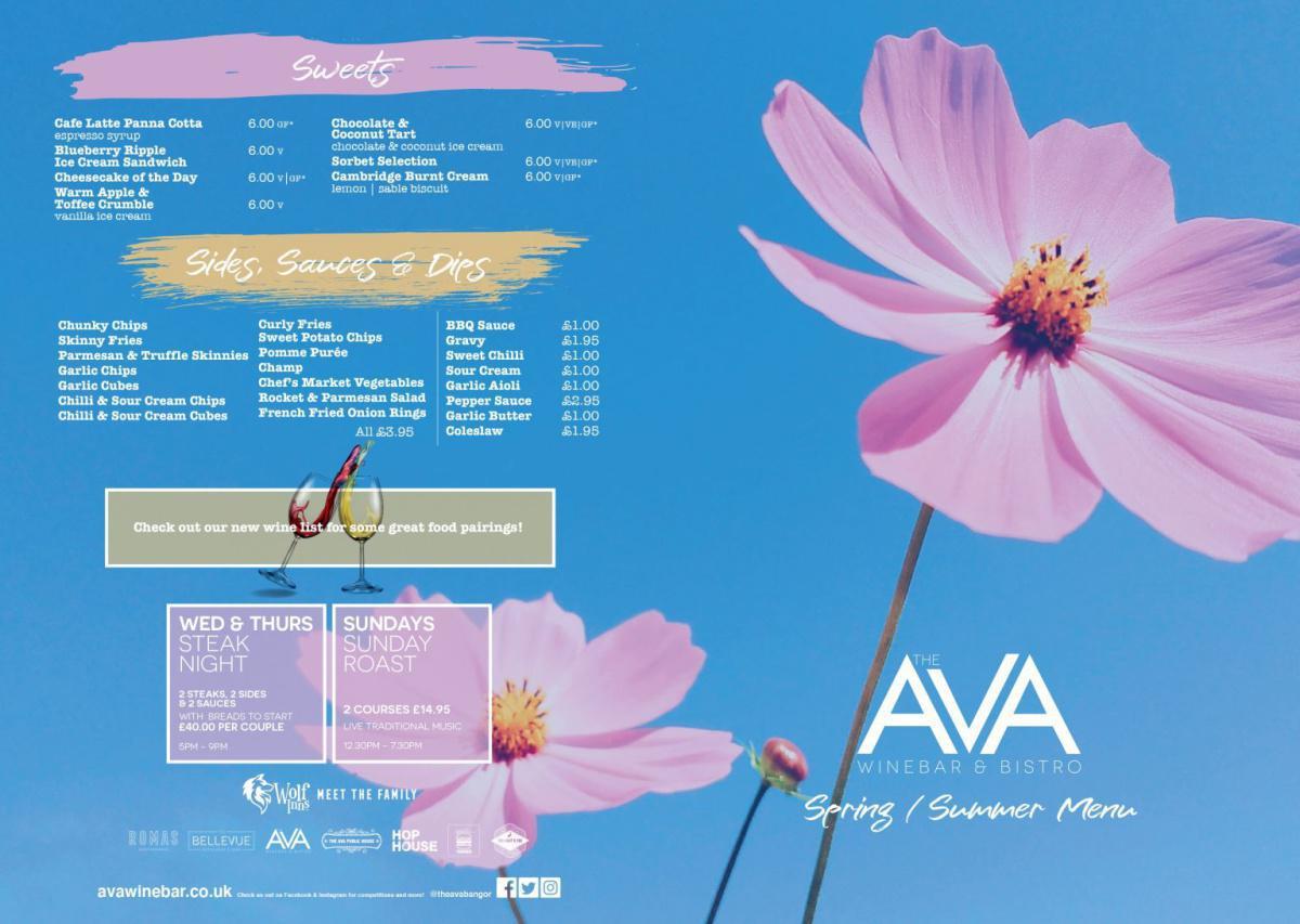 The Ava Winebar