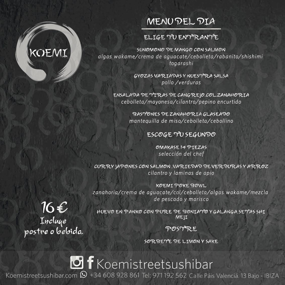 Koemi Street Sushi Bar