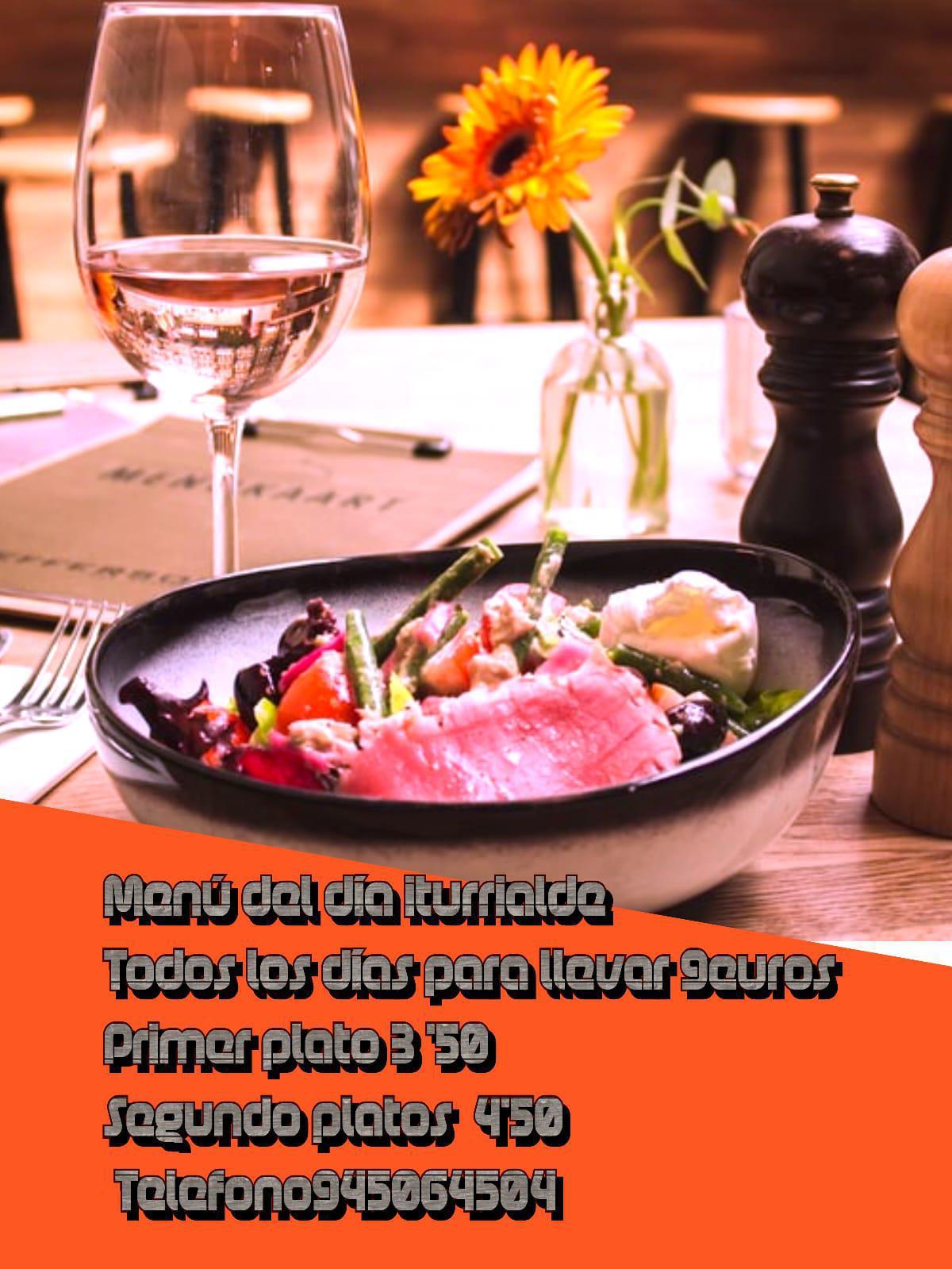 Cafetería Iturrialde
