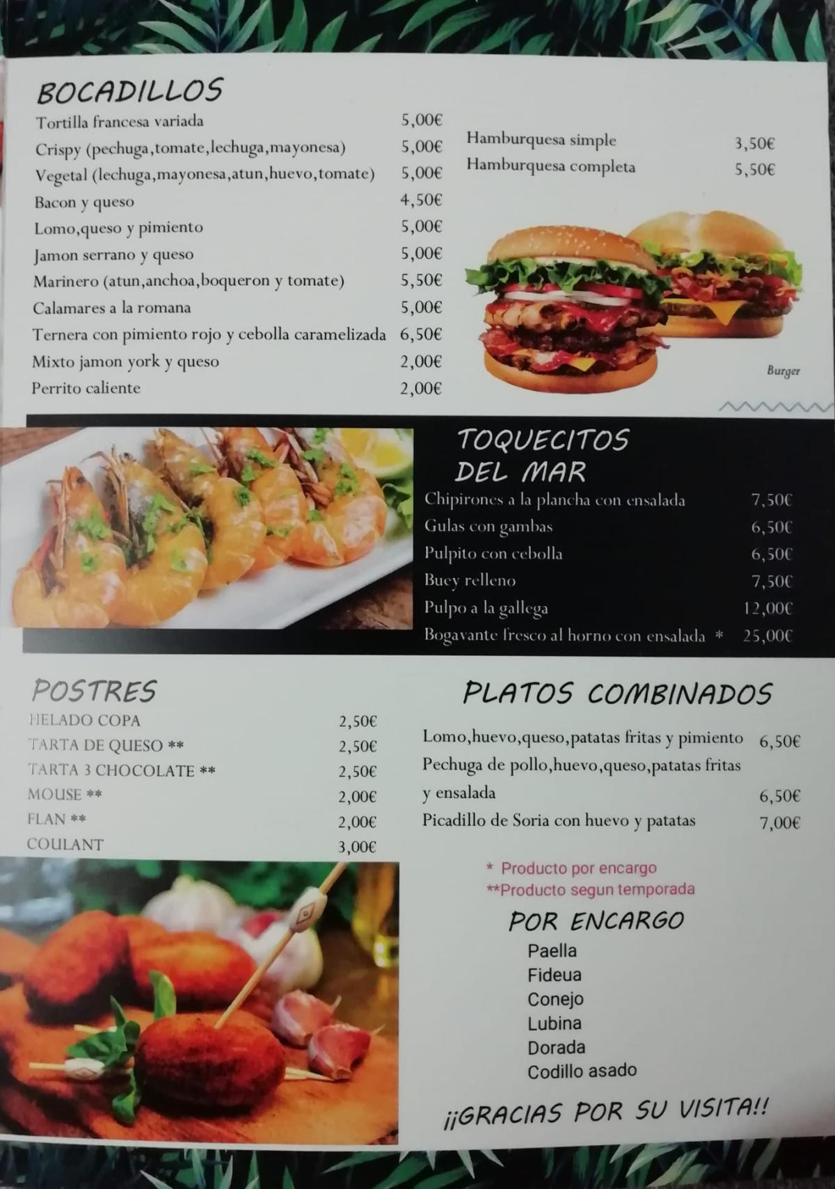 Cafeteria Iris Blanco