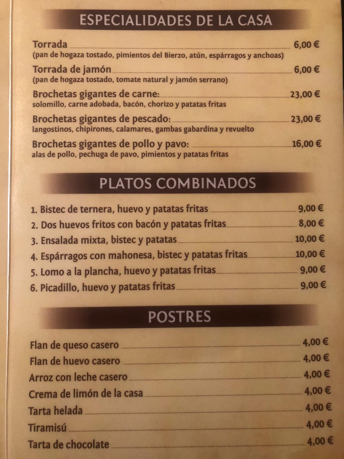 Bar Mesón Avellaneda