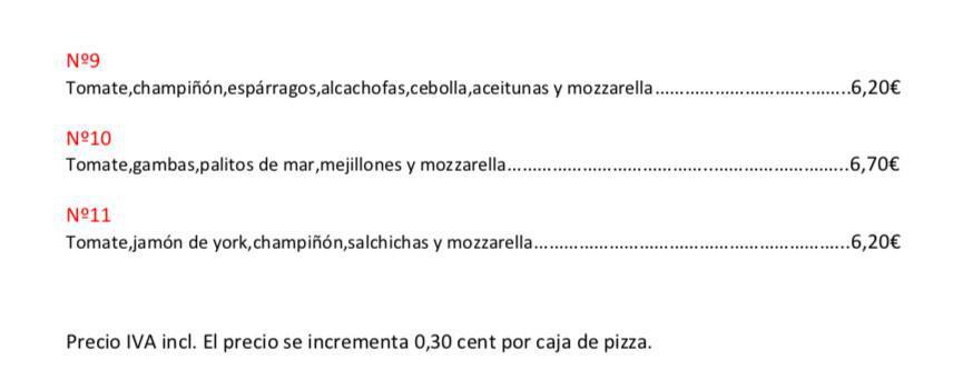 Pizza Gente Guapa