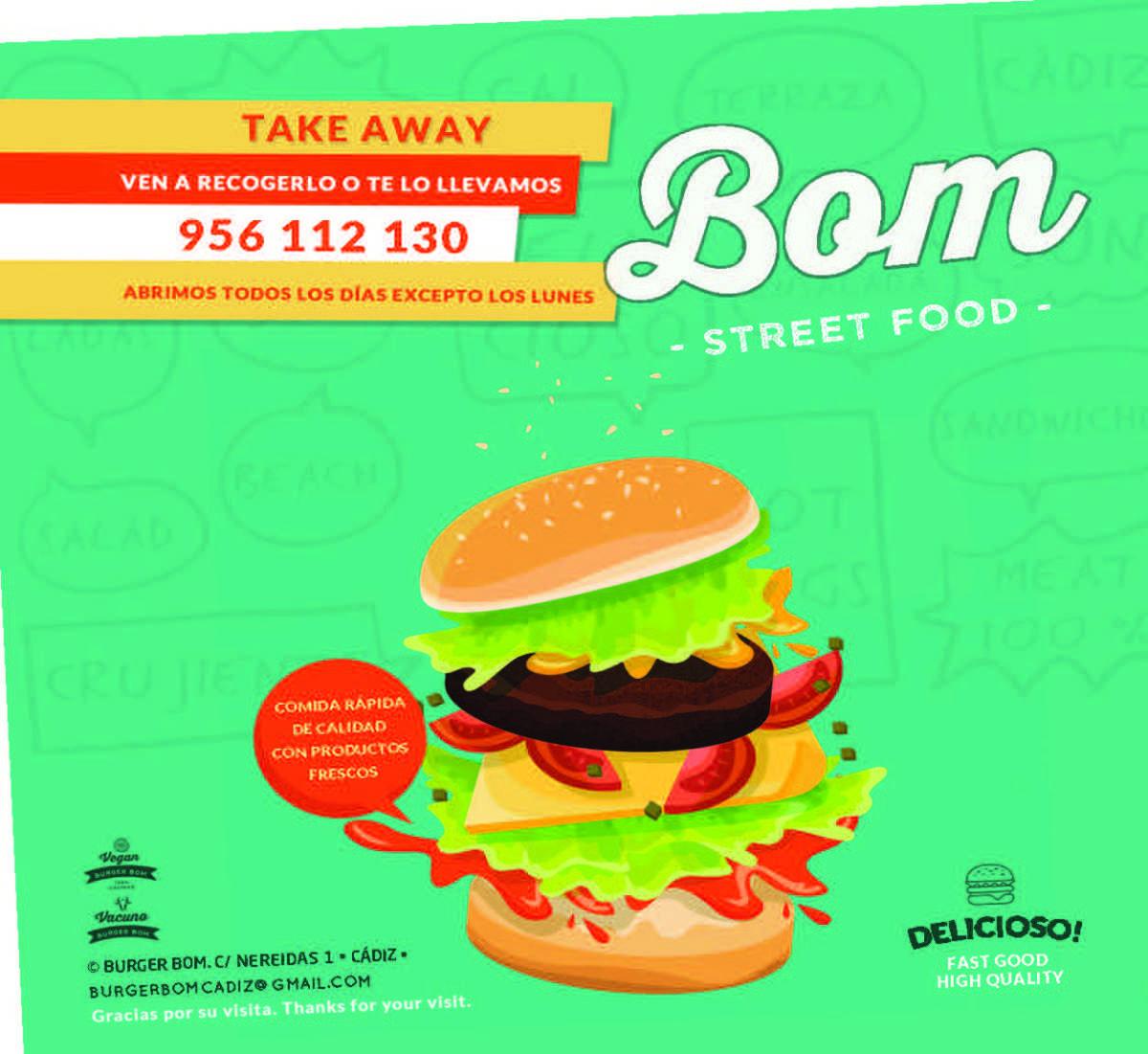 Burger Bom