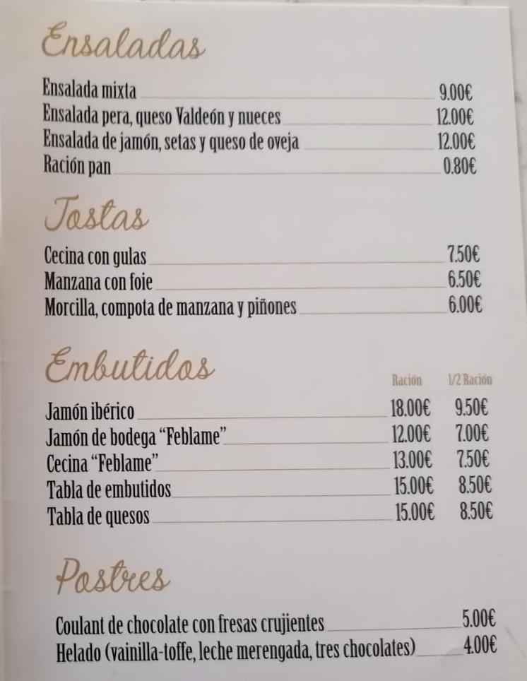 Bar Gourmet Curia Regia