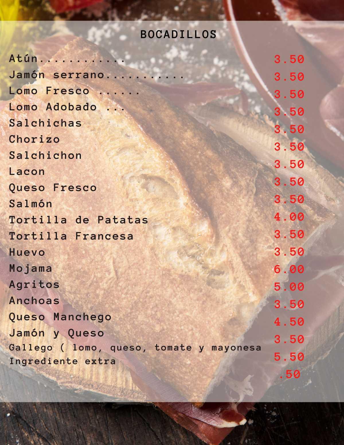 Meson del Gallego