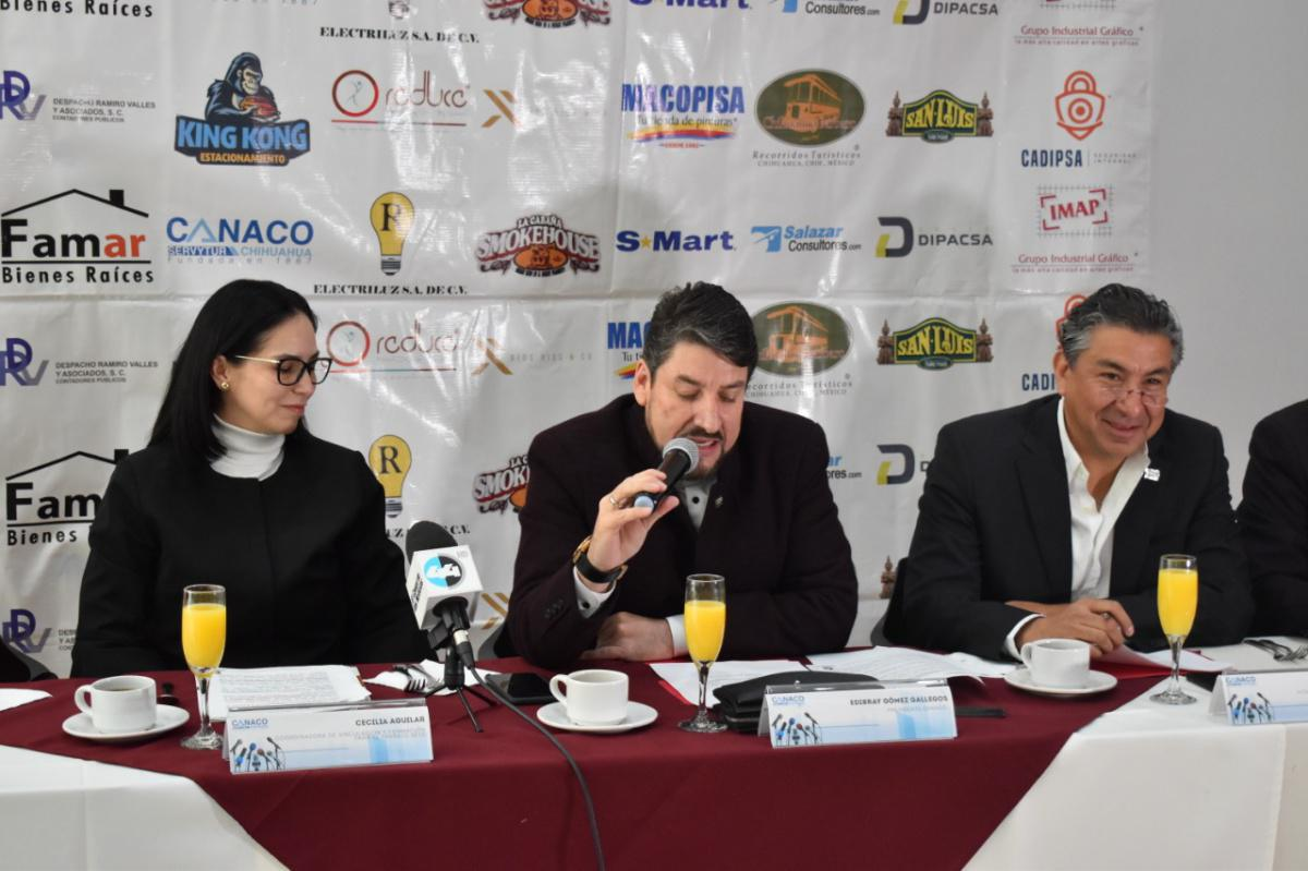 Certificarán CANACO y ECEC en comercialización de bienes inmuebles