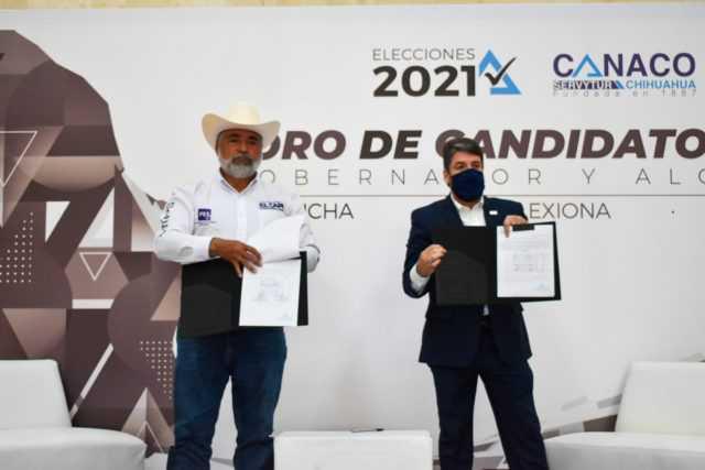 Se lleva a cabo Foro de Candidatos a Gobernador en Canaco