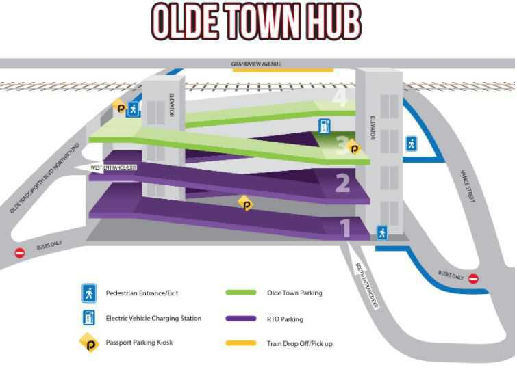 Olde Town Arvada: Updates, open consumption, parking and more #DrinkEatPlayArvada #investinarvada