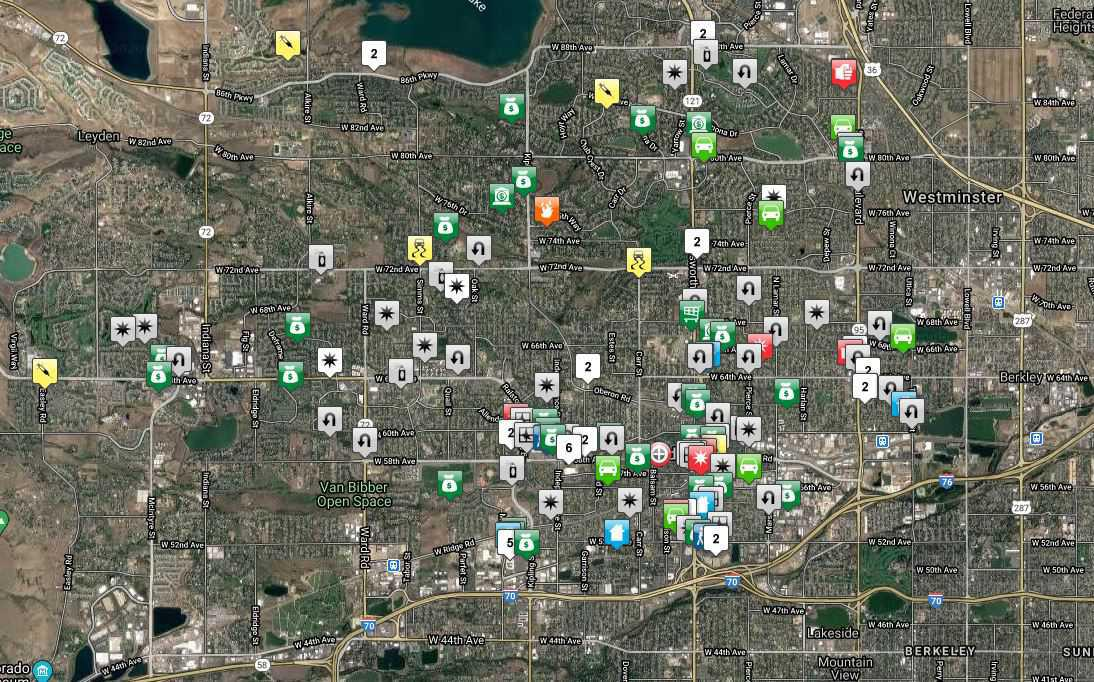 The Arvada Crime Report - August 31st
