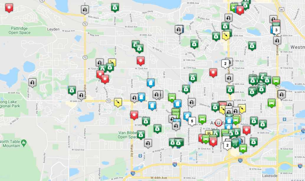 The Arvada Crime Report - September 7th: First week of September shows 50% increase in vehicle thefts #LockUp