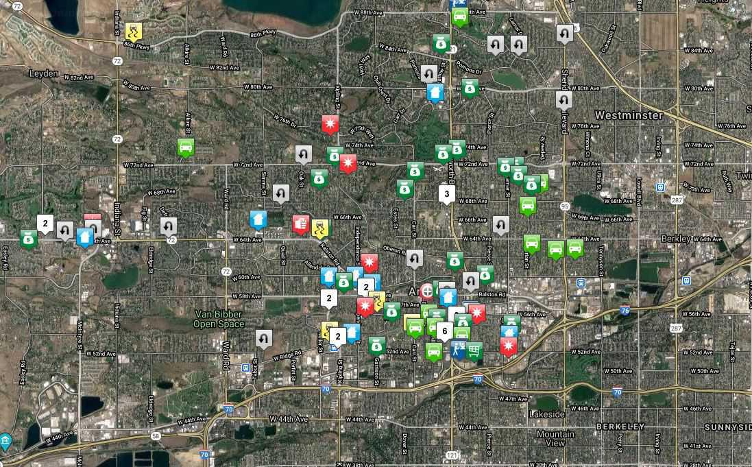 The Arvada Crime Report - September 14th: Number of stolen vehicles in the double digits for the second week in a row