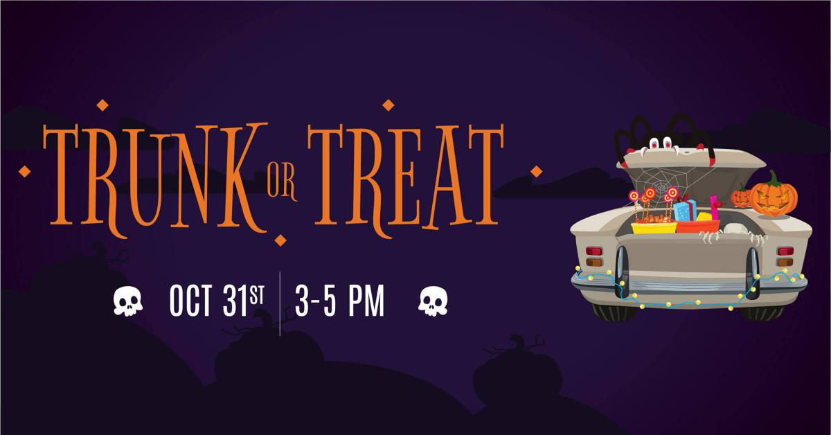 Trunk or Treat @ Centerpoint Community Church