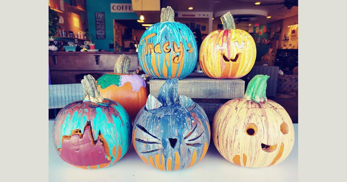Sunday Fundays - Carved Pumpkin Pours @ Tracy's (in Arvada)