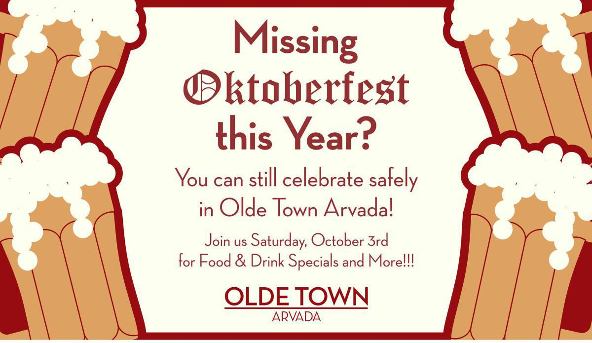 Happening this weekend in Arvada: Live music, Oktoberfest in Olde Town, telescope night & more #DrinkEatPlayArvada
