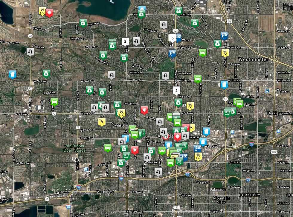 The Arvada Crime Report - October 5th: Vehicle thefts double after two weeks in the single digits & 2 suspects in court for separate homicide cases