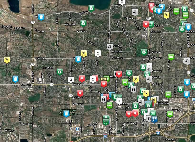 The Arvada Crime Report - October 12th: State agency posts stolen vehicle stats for top 10 stolen vehicles, over 3,500 stolen