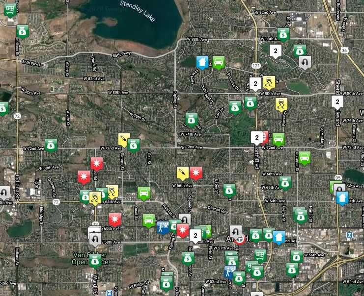 The Arvada Crime Report - October 26th: Reported crime remains lower than average, for second week
