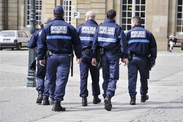 un management sur mesure pour les policiers municipaux