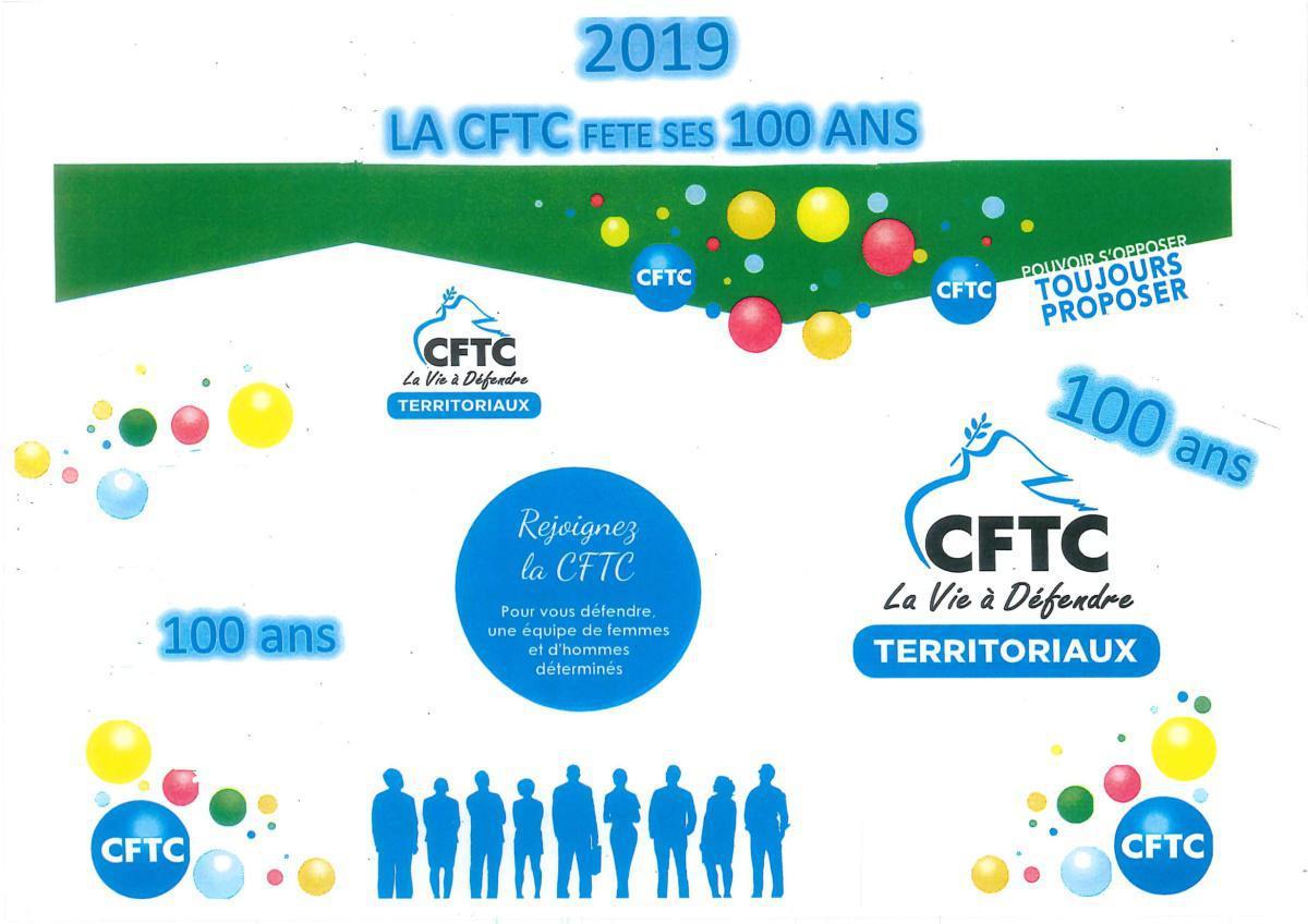 LES 100 ANS DE LA CFTC suite