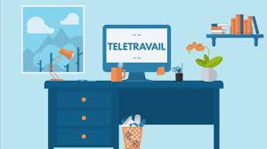 Télétravail : renforcement dans les zones d'alerte et ouverture d'une négociation en 2021
