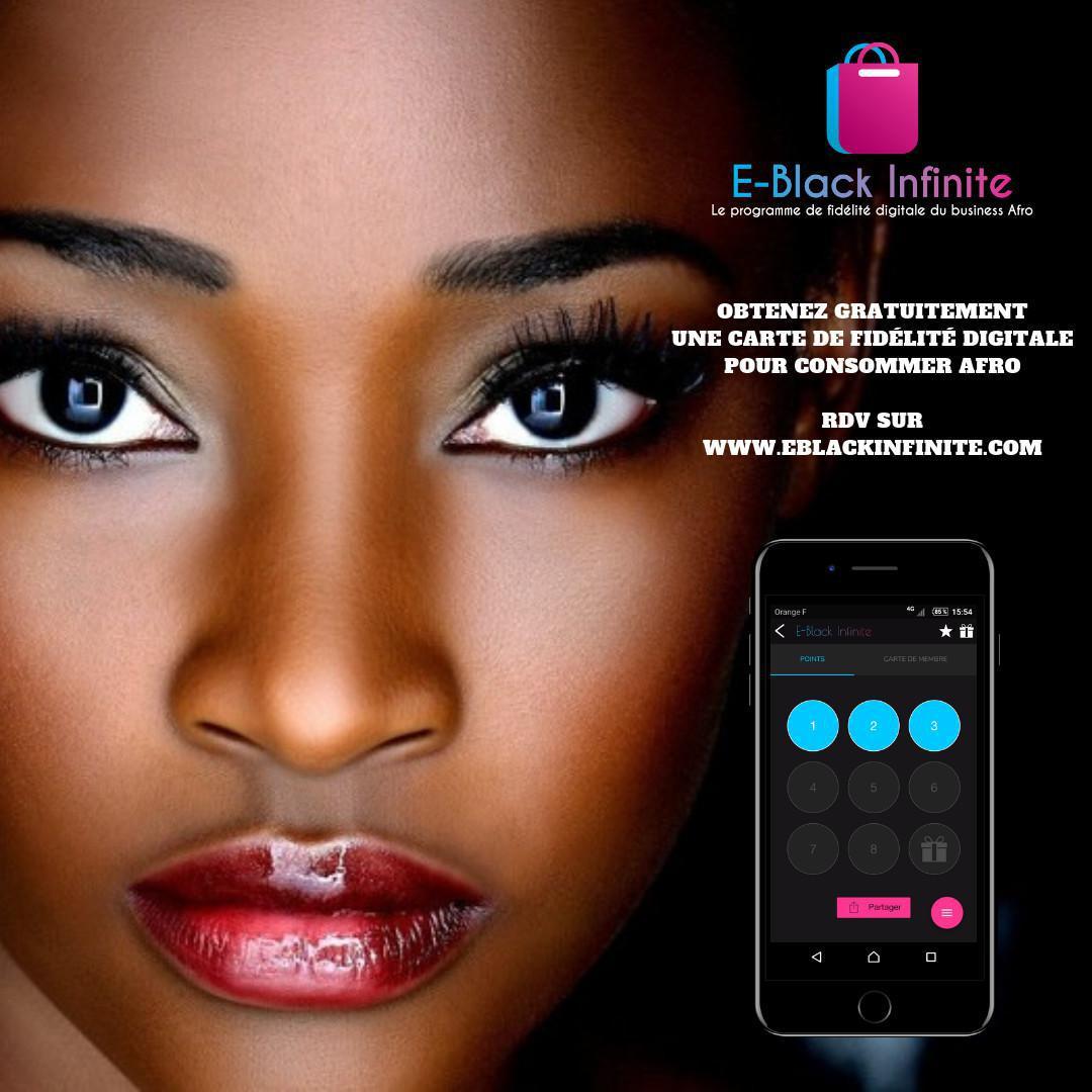 Les avantages E-Black Infinite : La carte de fidélité & les couponings