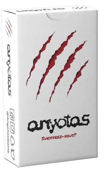 Anyotas   jeu de rôle inspiré des mythes et légendes africaines.