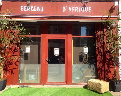 Restaurant berceau d'Afrique