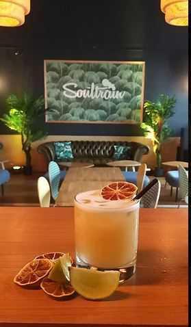 Soultrain café