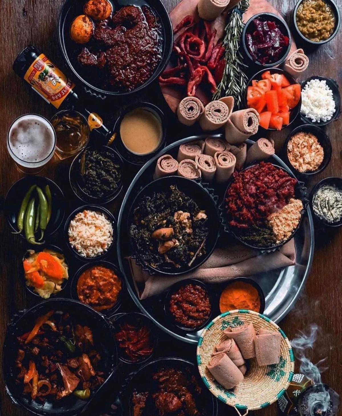 Yegna - Ethiopian Restaurant