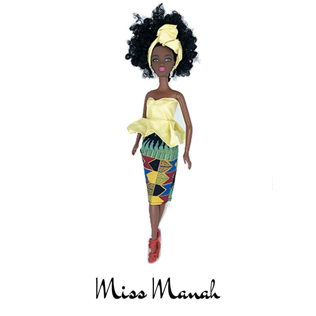 Miss Manah
