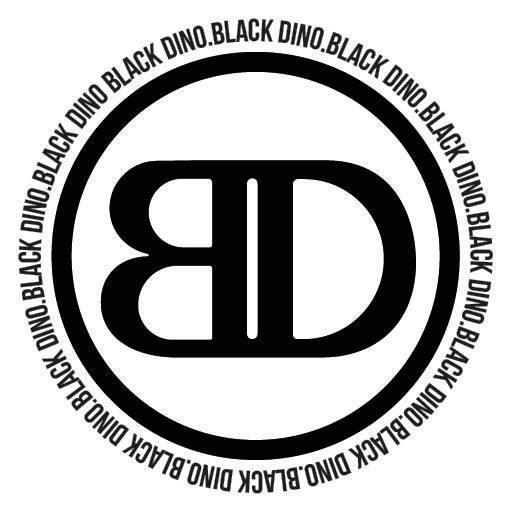 Black Dino clothing
