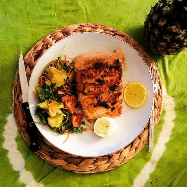 Teranga's food