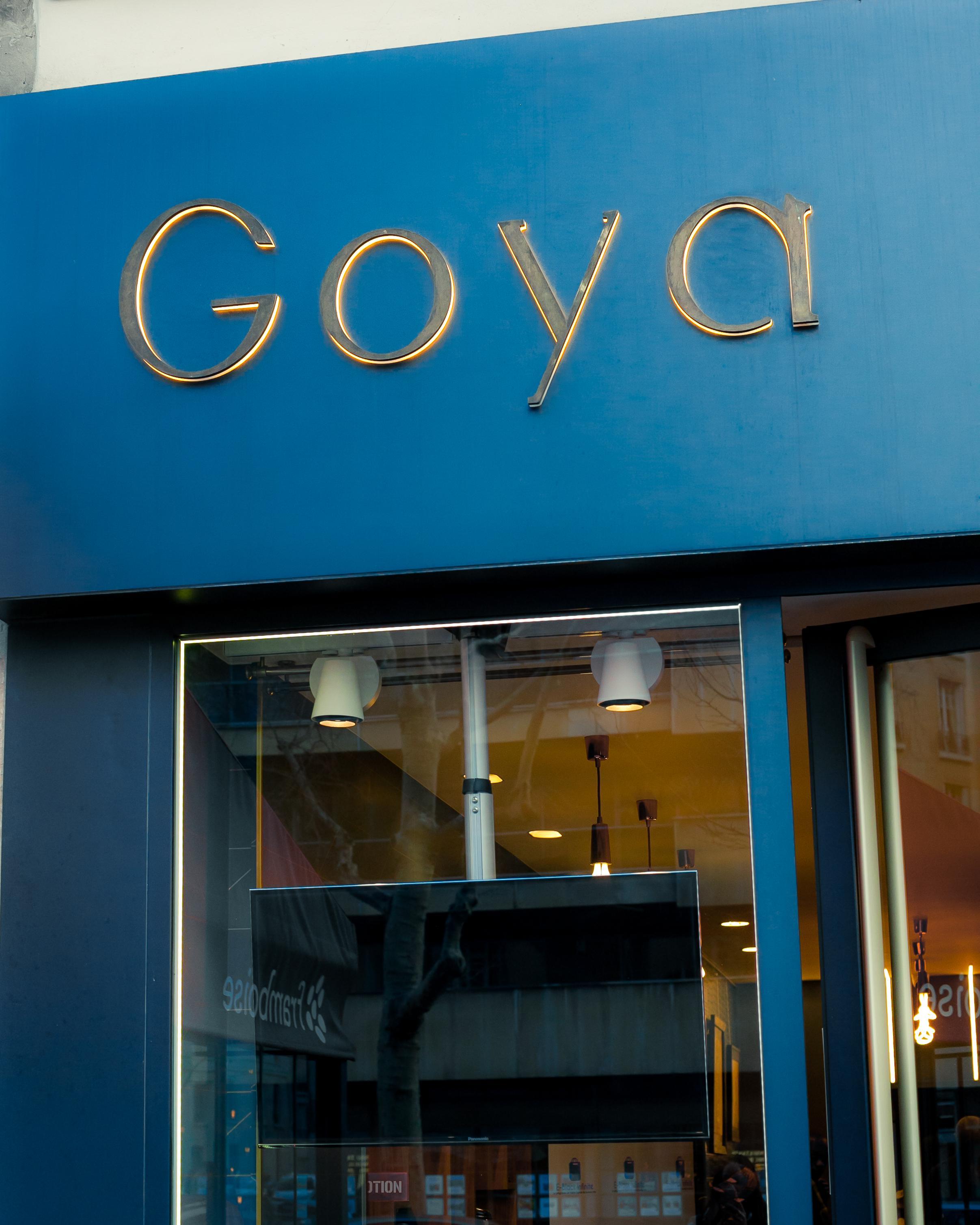 Press Day E-Black Infinite X Goya