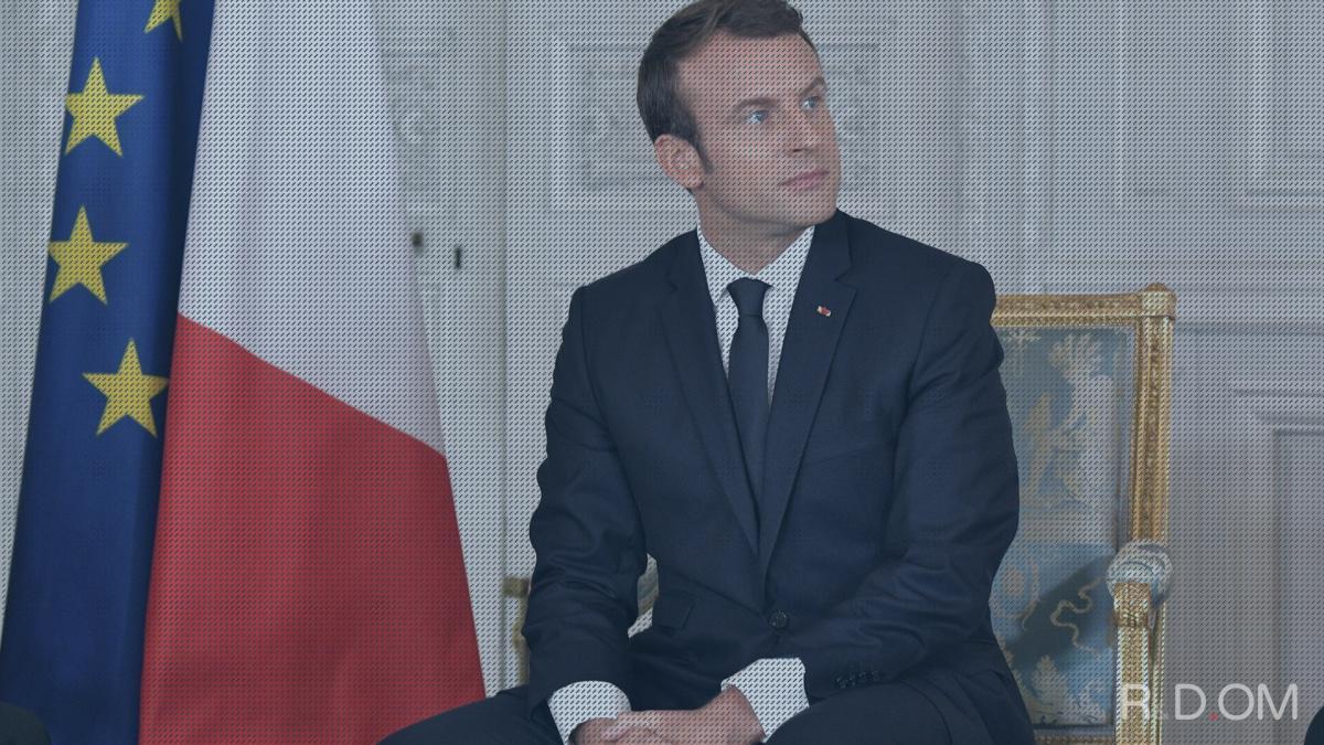 [LE MONDE] Emmanuel Macron s'est-il enfermé à l'Elysée ?