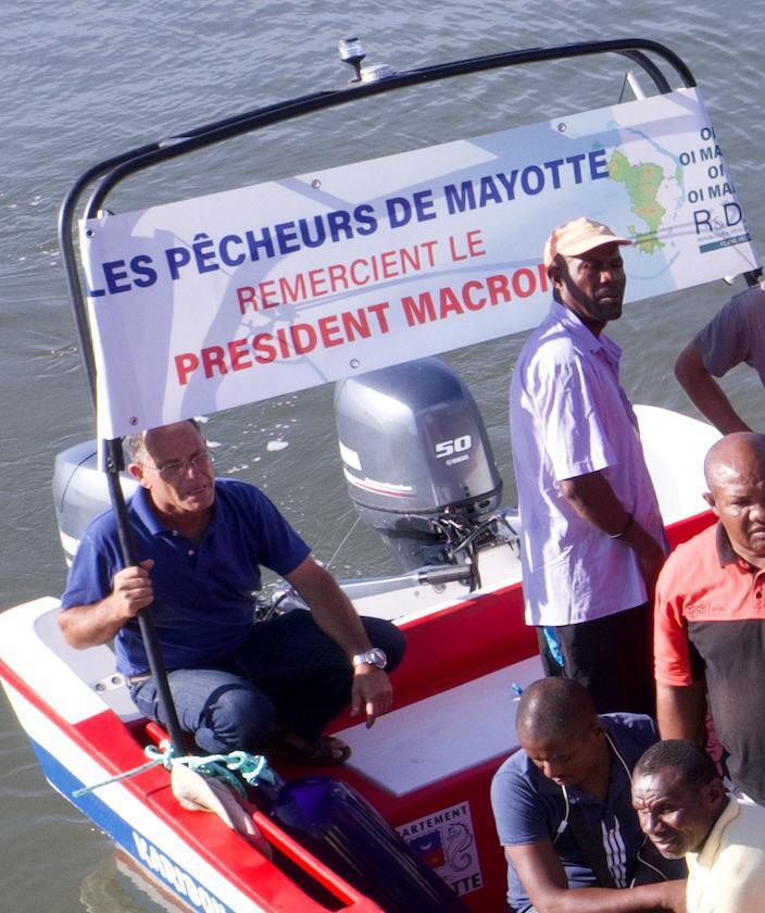 Combat de R&DOM pour le renouvellement de la flottille de pêche à Mayotte