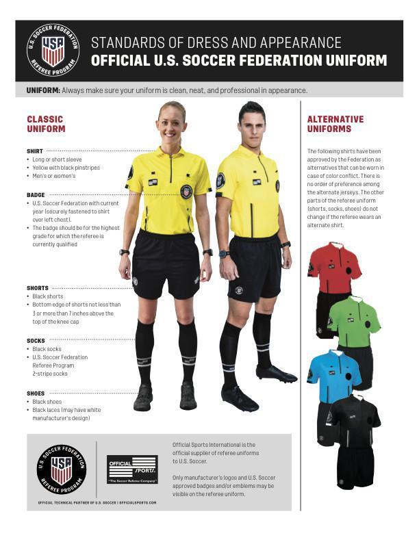 Become a Referee!