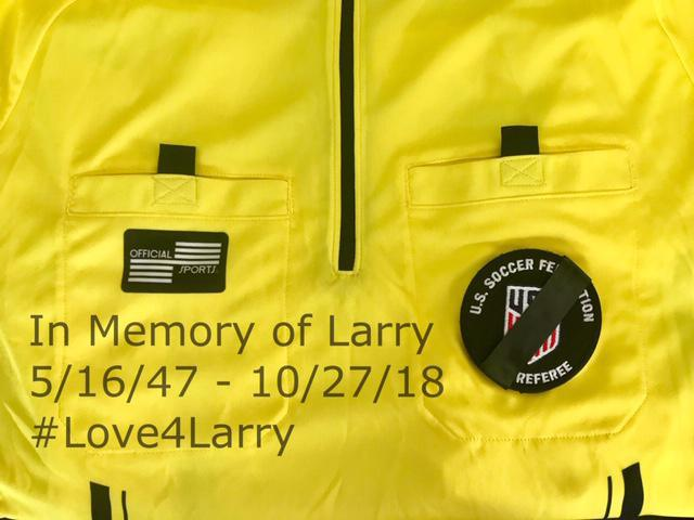 #Love4Larry