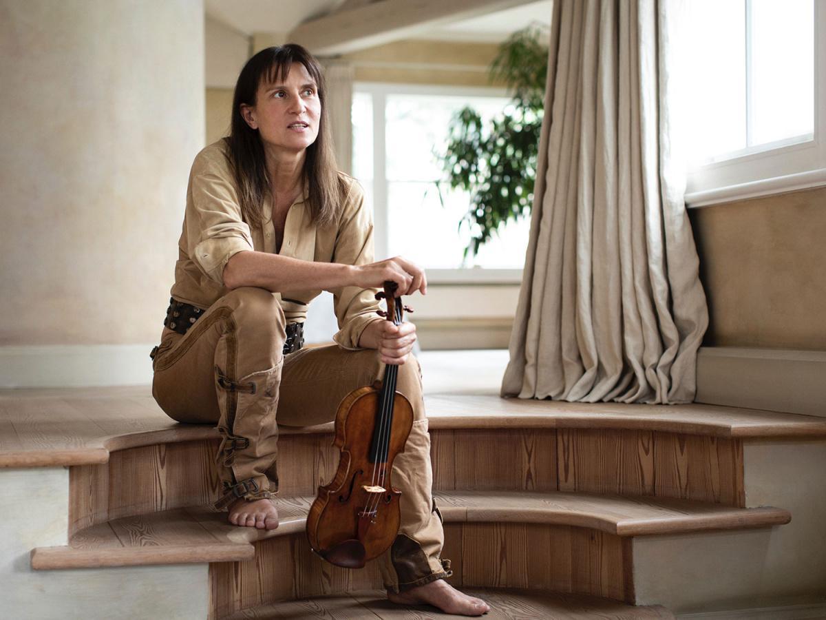 RECUPERO CONCERTO - Viktoria Mullova - Misha Mullov-Abbado