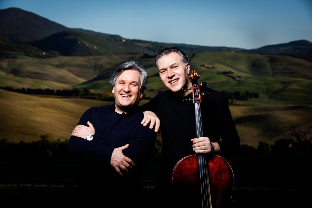 OPEN UP! - Antonio Pappano & Luigi Piovano