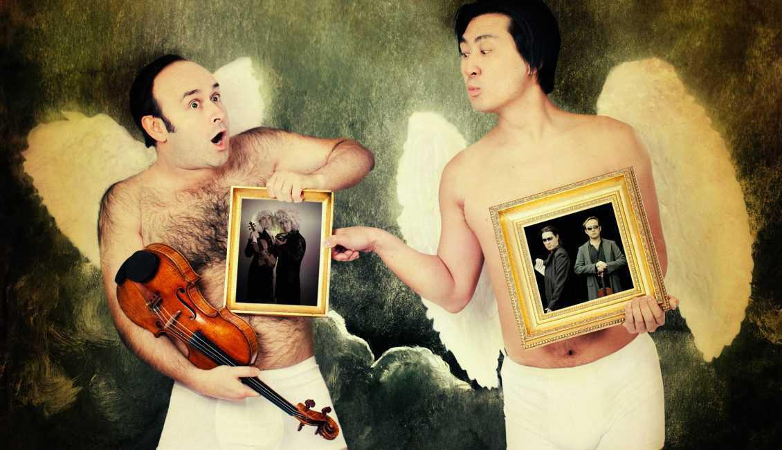 CUBO LIVE - Igudesman & Joo