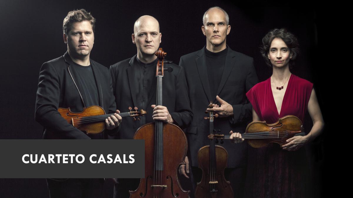 Cuarteto Casals, Alexander Lonquich