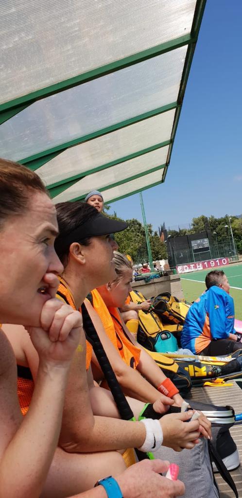 South Africa vs Belarus Women +40 - Album