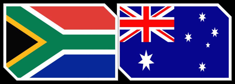 Match Report : South Africa 3 vs 4 Australia - M +40