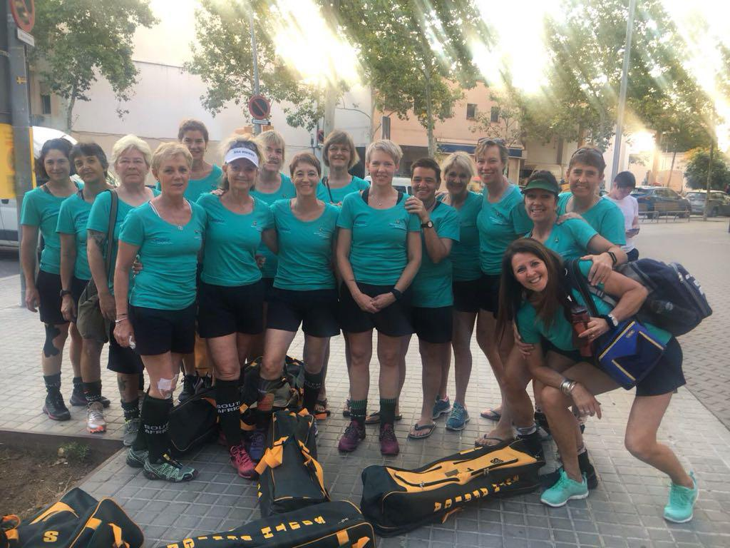 Women +50 Team @ Barcelona - Album